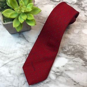 Oscar de la Renta men's tie